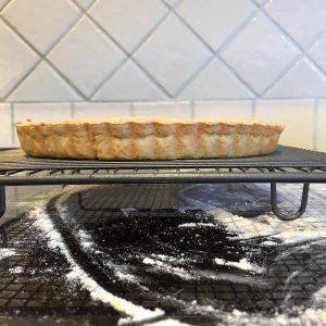 tart shell baked