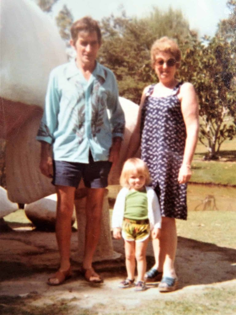 Libby with nan and pop mac