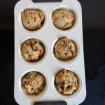 date muffins cooked