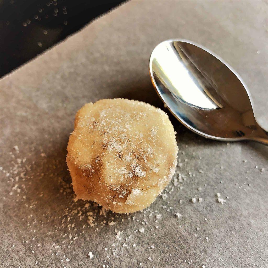 honey biscuit balls