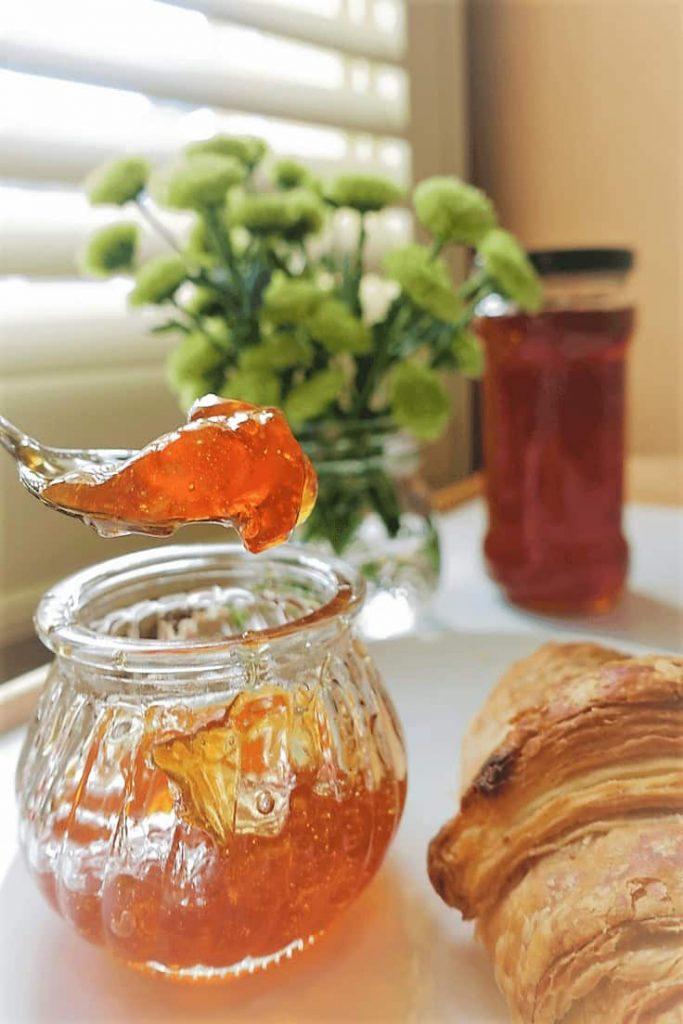 mandarin jam recipe