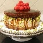 chocolate raspberry cake 2