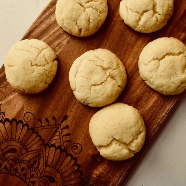 Butter Ball Cookies
