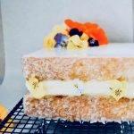 sponge sandwich