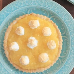 crushed pineapple tart