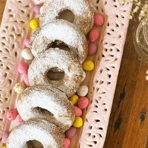 homemade doughtnuts recipe