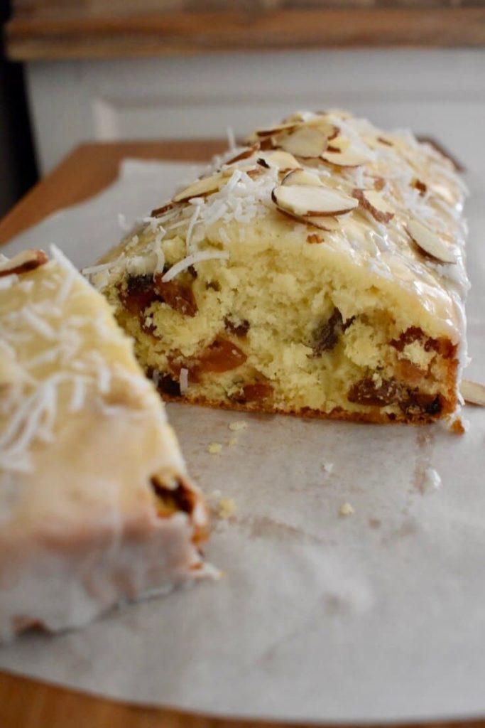 jubilee cake loaf