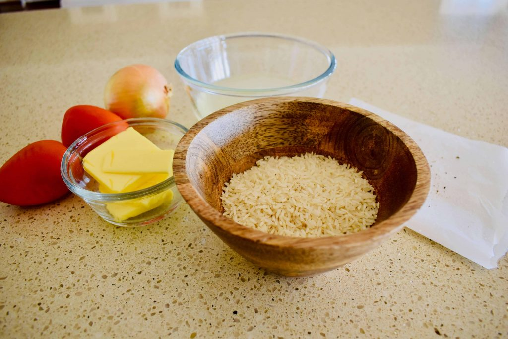 ingredients for spanish rice