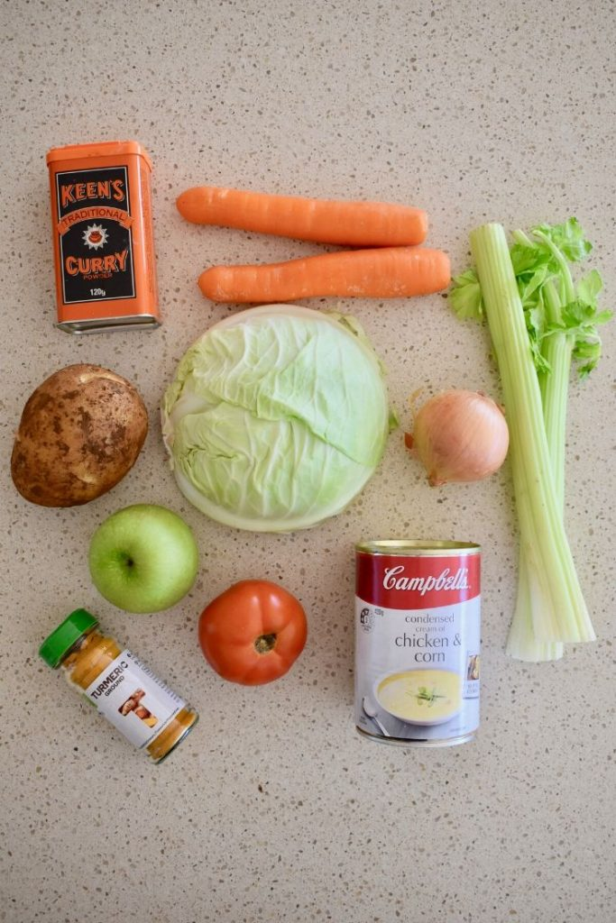 keens chicken curry ingredients
