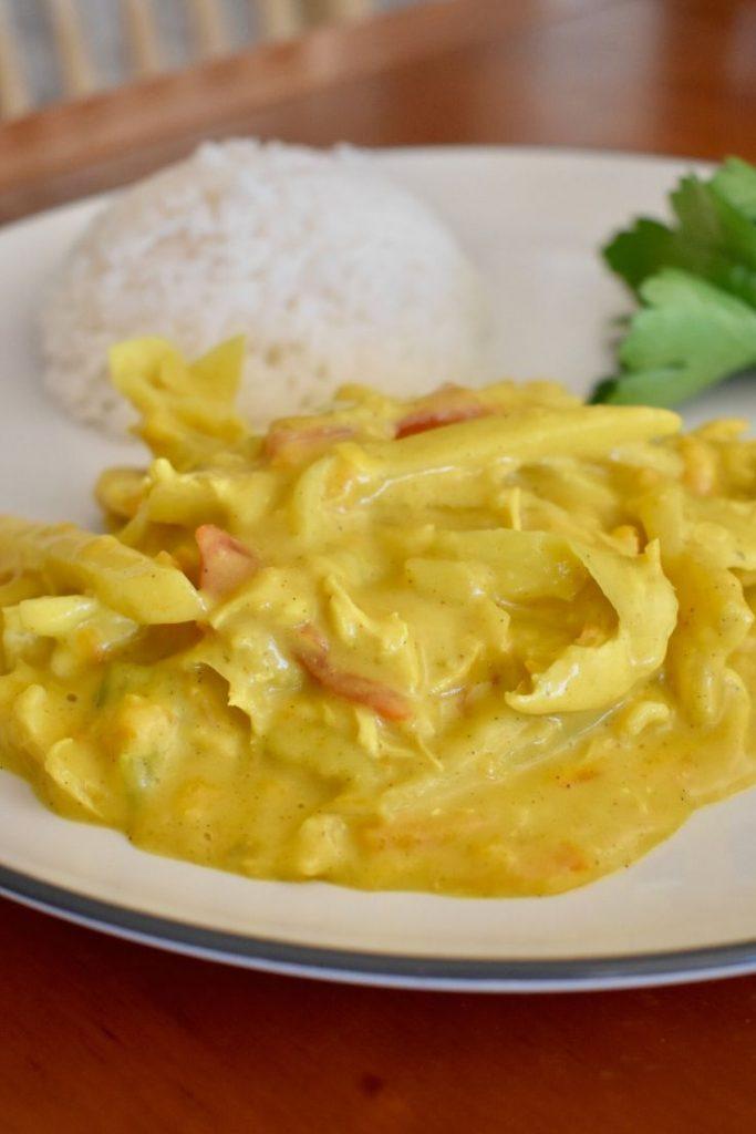 keens chicken curry
