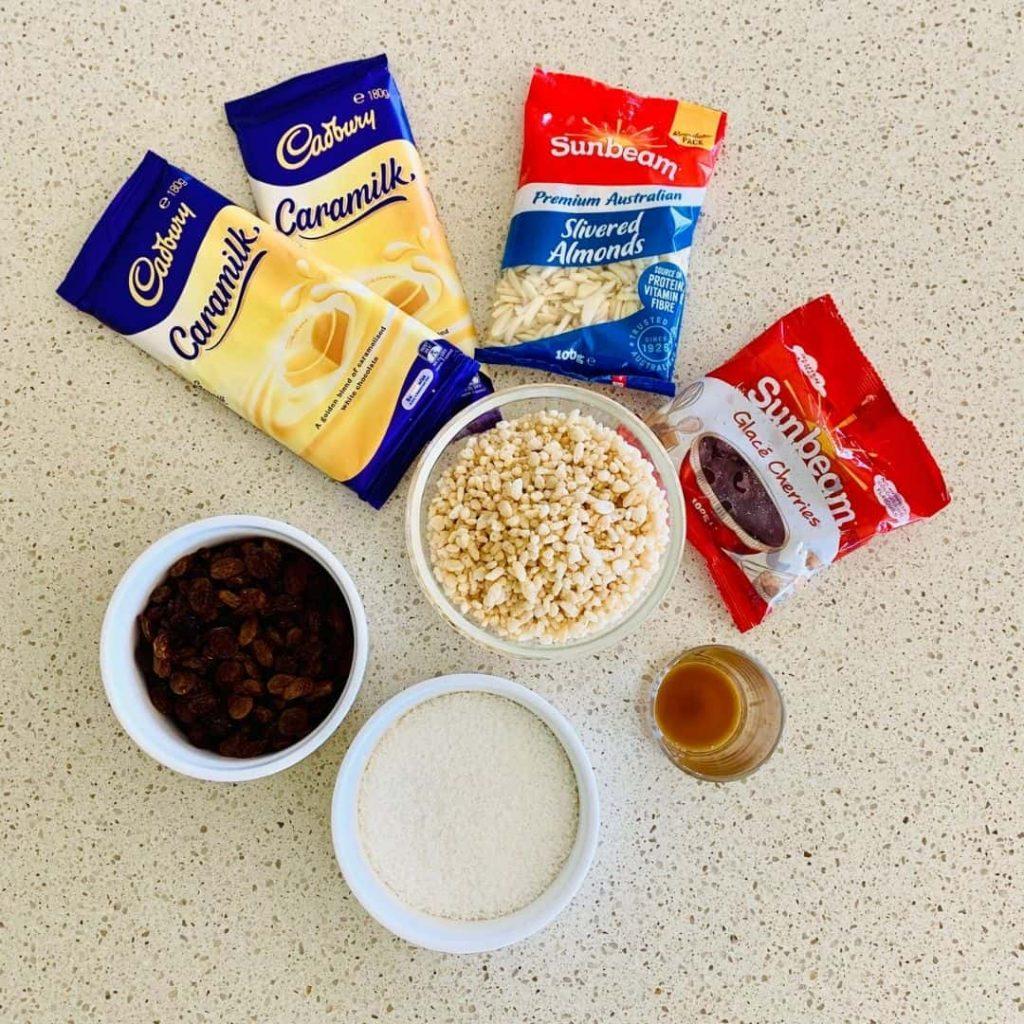 caramilk ingredients