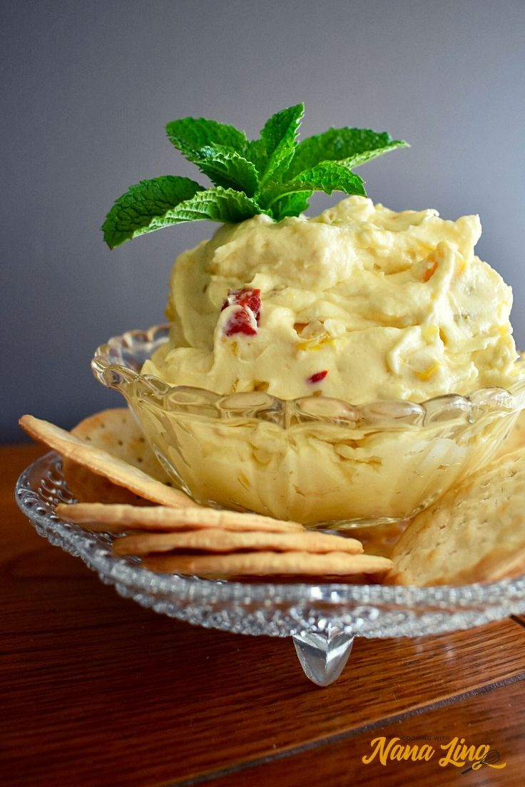 corn relish dip recipe