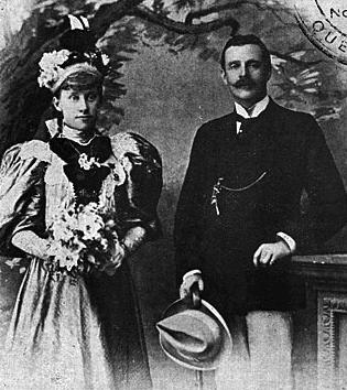 Lord Lamington and Lady Lamington