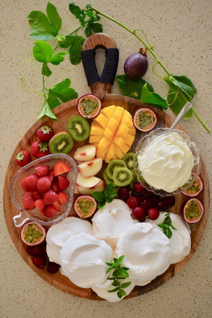 Pavlova Grazing Board Cooking With Nana Ling Recipe Blog