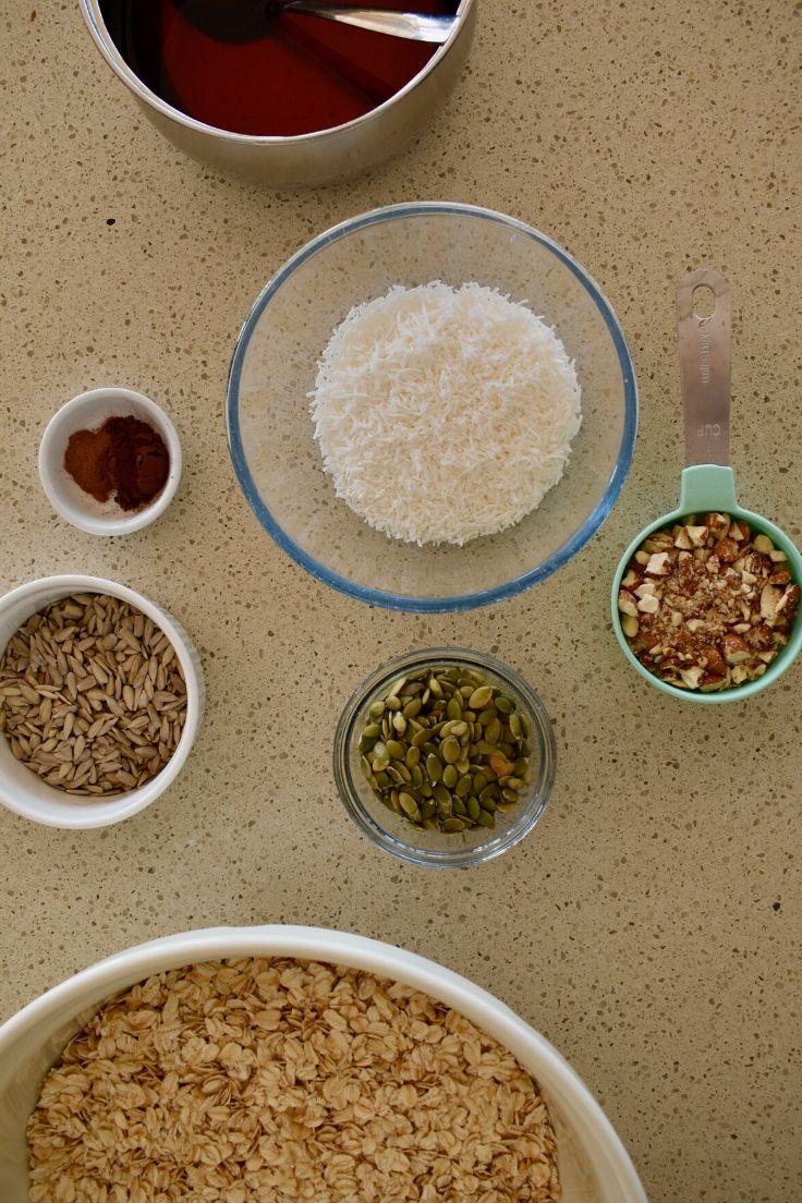 toasted muesli ingredients