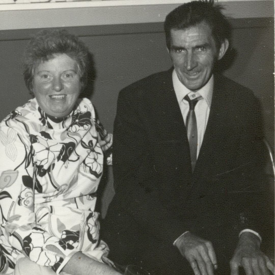 Nan and Pop Mac