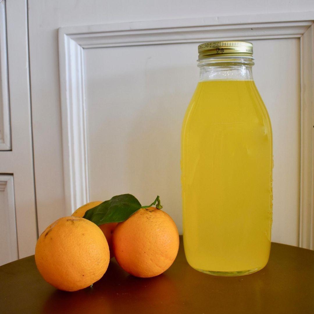 orange cordial recipe