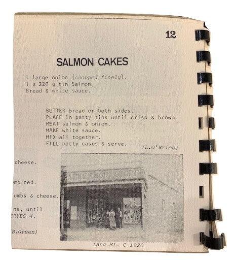 salmon bread cases recipe