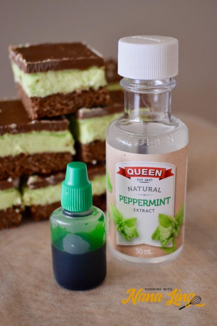 peppermint slice ingredients