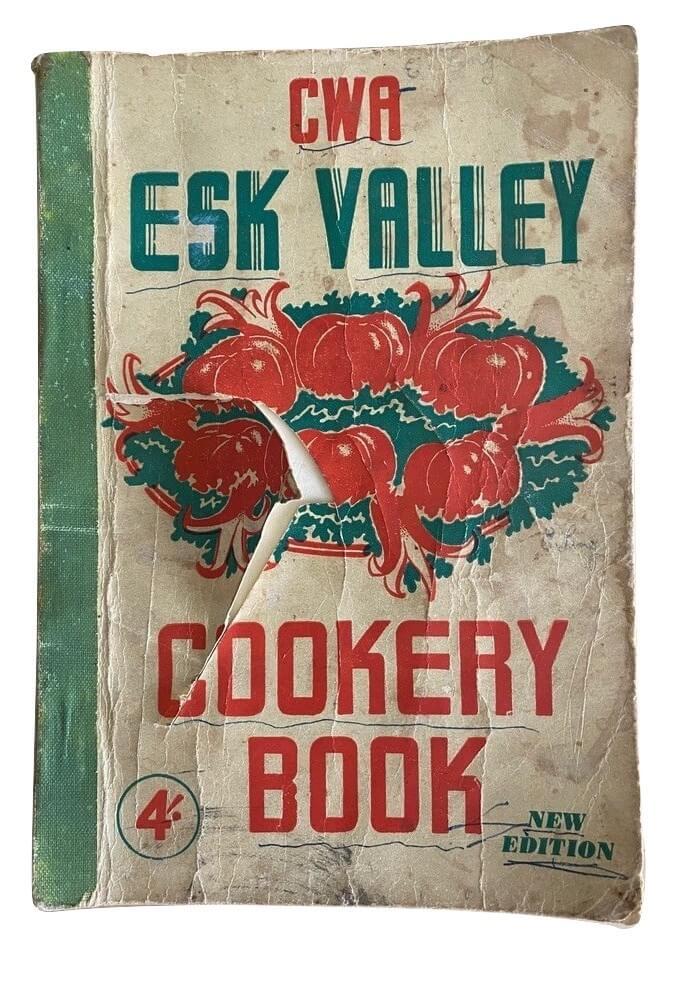 CWA cookbook cover