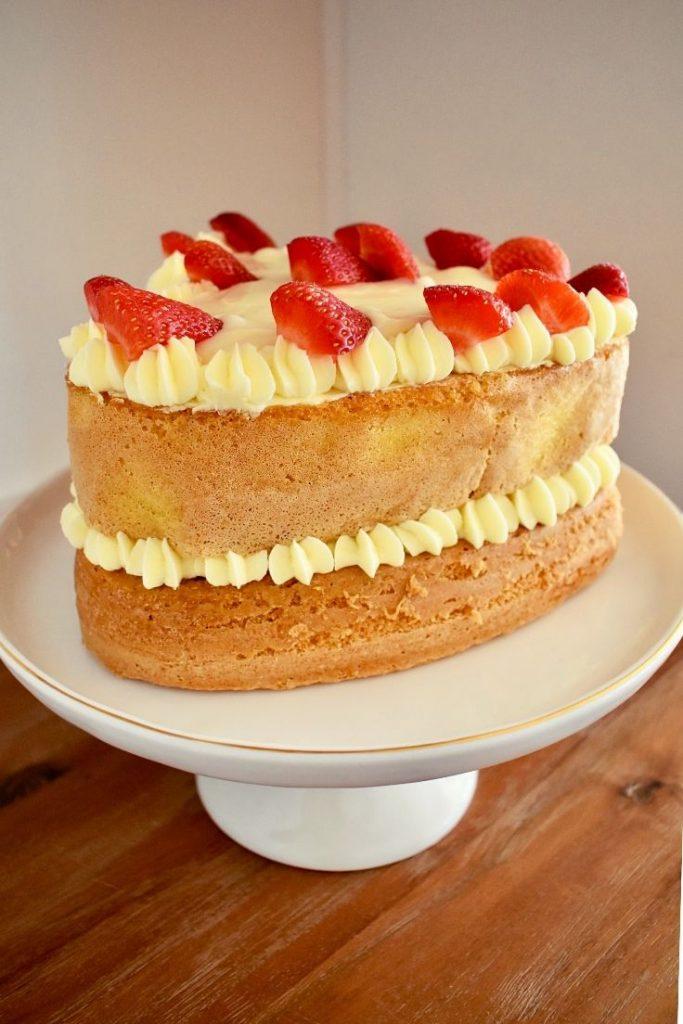 Nan's Sponge Cake