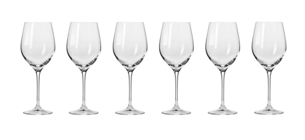wine glasses mini trifles