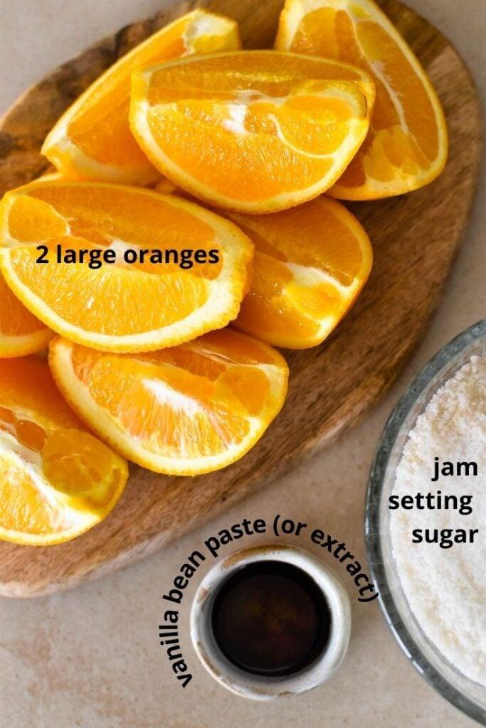 orange marmalade ingredients