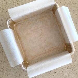 vanilla slice tin