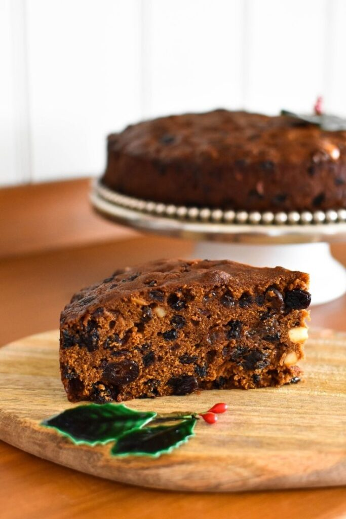 CHEAP BUT RICH FRUIT CAKE