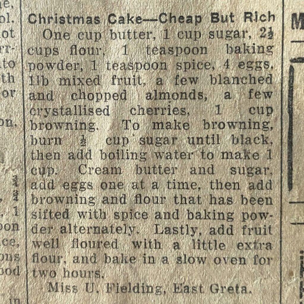 rich christmas cake recipe2