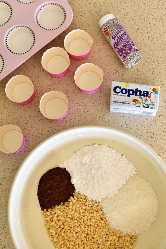 chocolate crackles ingredients