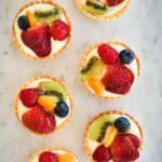 fruit flans