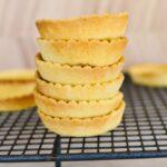sweet shortcrust pastry